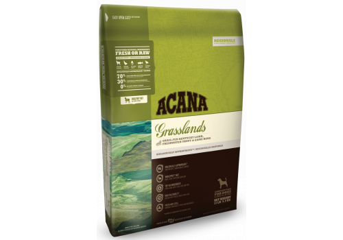 Acana Grasslands for dogs 11,4 кг, фото 1
