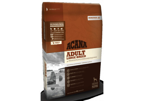 Acana Adult Large Breed for dogs 17 кг, фото 1