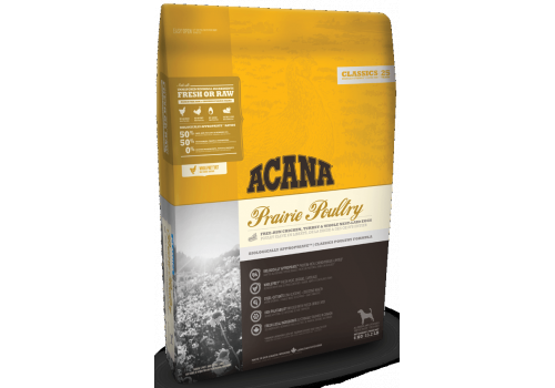 Acana Prairie Poultry for dogs 17 кг, фото 1